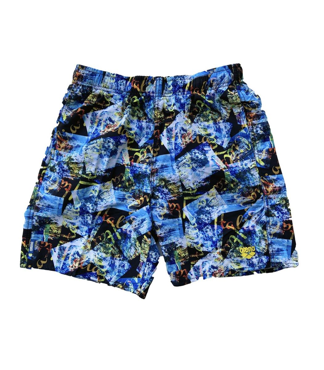 Swimwear Shorts Arena Arena Postcard men's swimshorts 1B18850-1