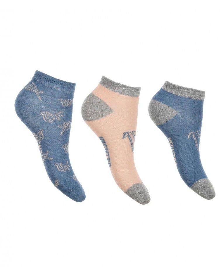 Κάλτσες 3 ζευγάρια ΣΕΤ
