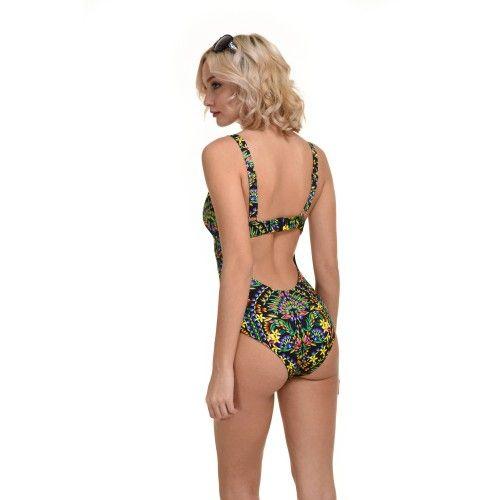 Woman MiandMi Womans swimwear boho MA21591-2