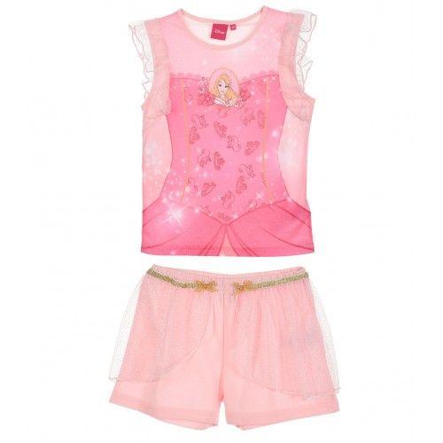 Παιδική Πιτζάμα Princess Disney, ροζ