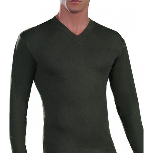 Long Sleeve Lord T-Shirt Long Sleeve, V Neck, 13-14-15yrs 187-14-3
