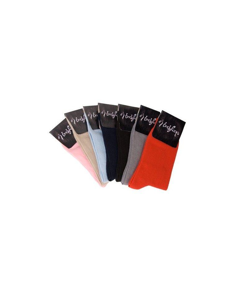 Sock Cotton-Elastan