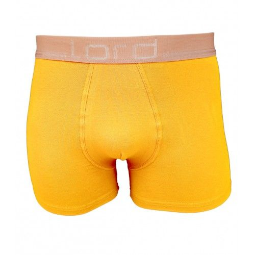 Men boxer, LORD beige, κίτρινο