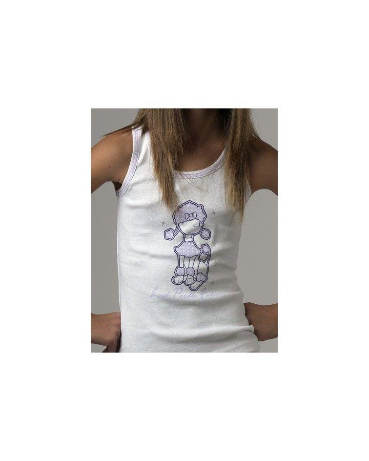T-Shirt, Poodle