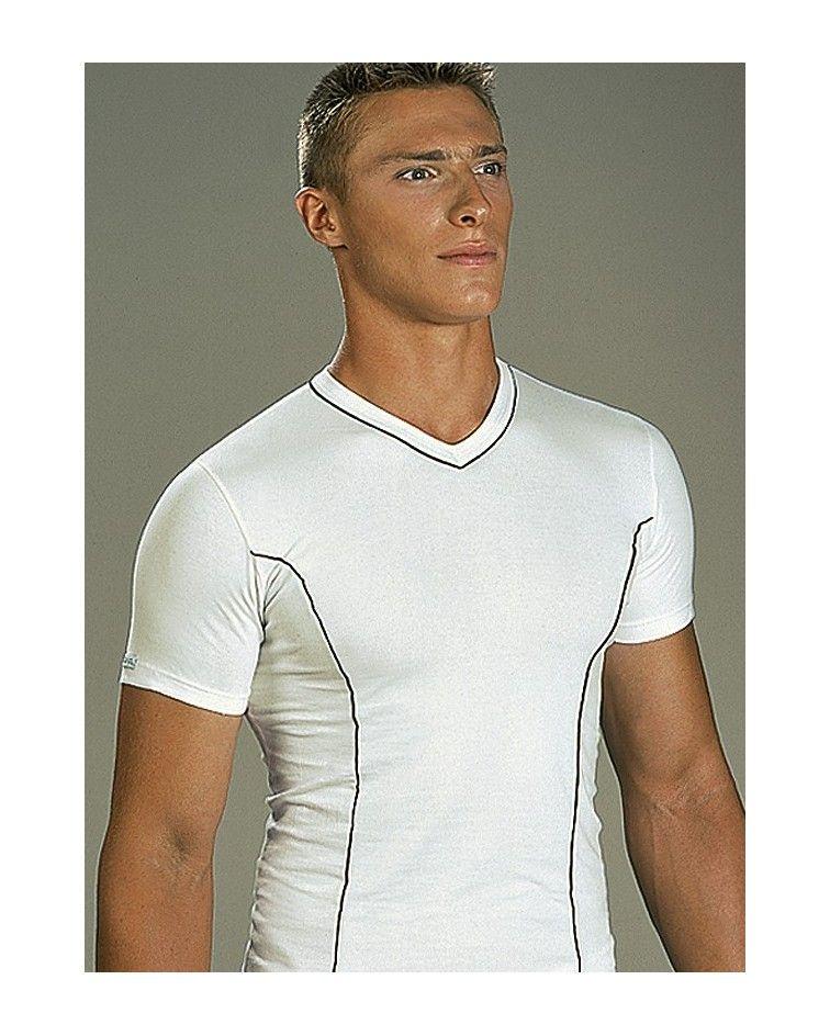 T-Shirt, V Neck