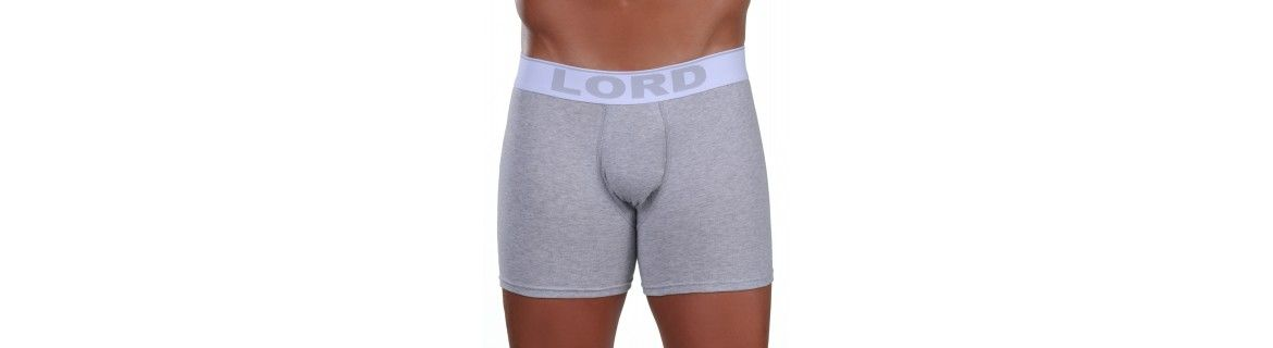 Men Long Athletic Boxers